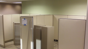 Office Furniture Installation and Reconfiguration