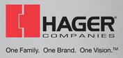 208 Hager Logo