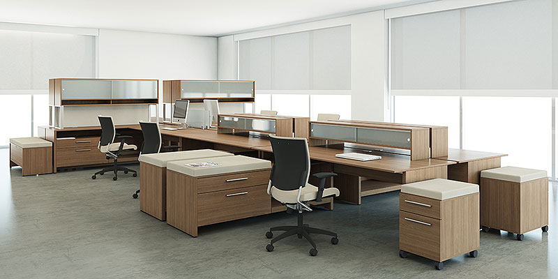 Midwest Office Furniture Midwest Office Folding Desk For