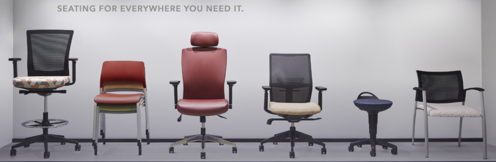 AIS Seating For Everywhere You Need It