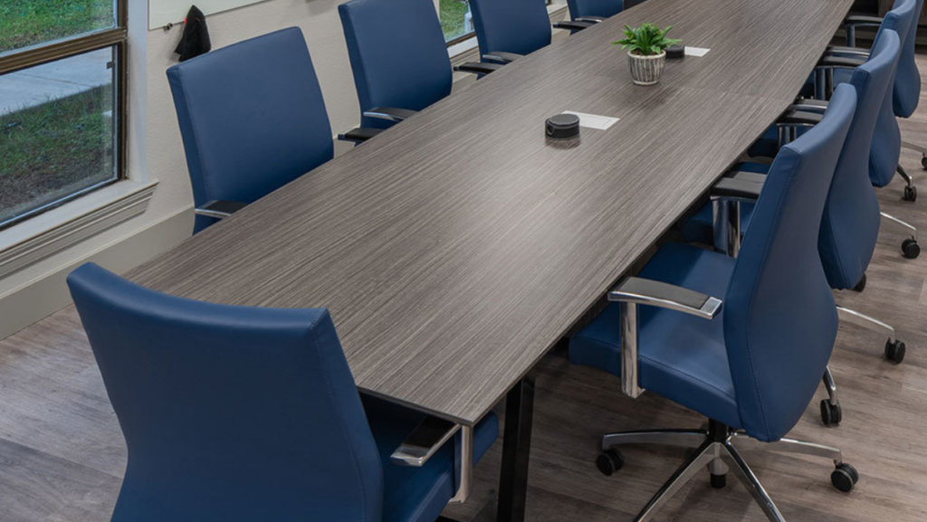 Clear Design Three60 Conference Table
