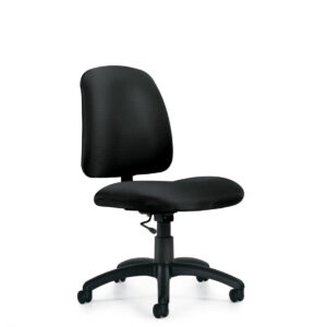 OfficesToGo-OTG11650-Task-Armless-Chair-Front-Right-View