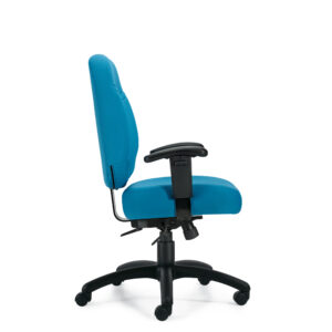 OfficesToGo-OTG11651-Low-Back-Tilter-Chair-Right-View