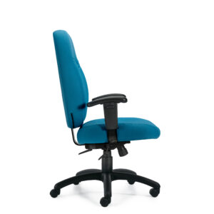 OfficesToGo-OTG11652-Managerial-High-Back-Chair-Right-View