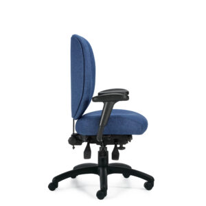 OfficesToGo-OTG11653-Multi-Function-Chair-Right-View