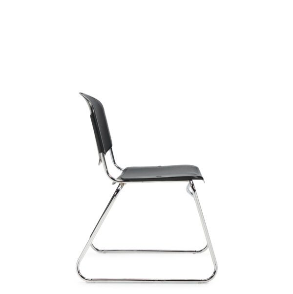 OfficesToGo-OTG11700-Stack-Armless-Chair-Right-View