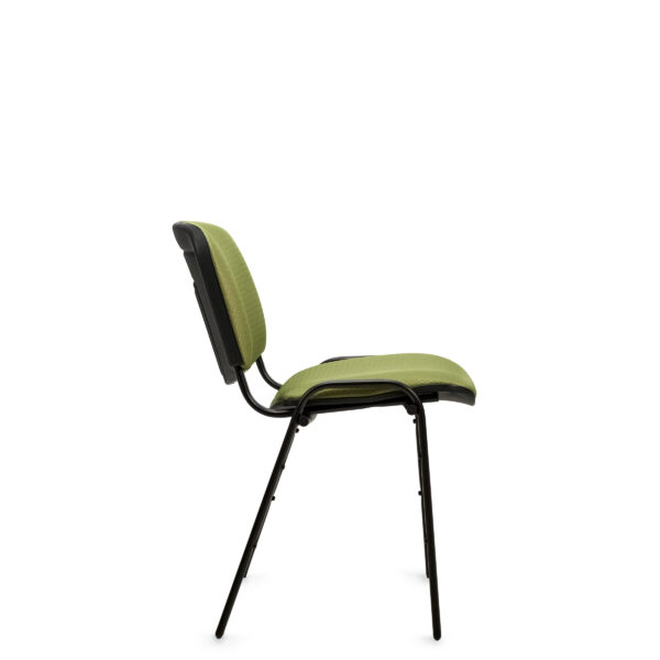 OfficesToGo-OTG11704-Stack-Armless-Chair-Right-View