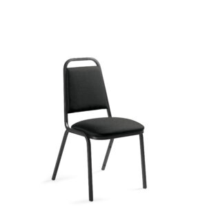 OfficesToGo-OTG11934-Stack-Armless-Chair-Front-Right-View