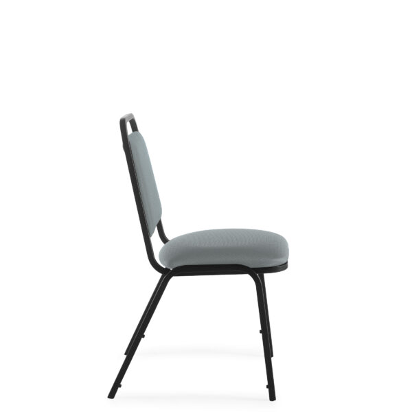 OfficesToGo-OTG11934-Stack-Armless-Chair-Right-View