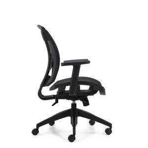 OfficesToGo-OTG2821-Mesh-Synchro-Tilter-Chair-Right-View