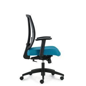 OfficesToGo-OTG3101-Mesh-Synchro-Tilt-Chair-Right-View