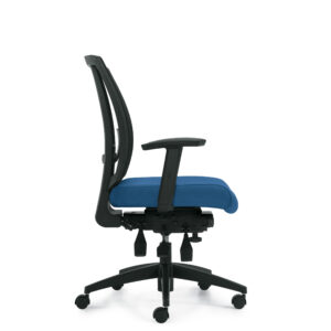 OfficesToGo-OTG3103-Mesh-Back-Multi-Function-Chair-Right-View